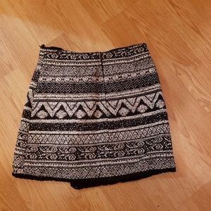 H&M Skirts - Wrap H&M Mini Skirt
